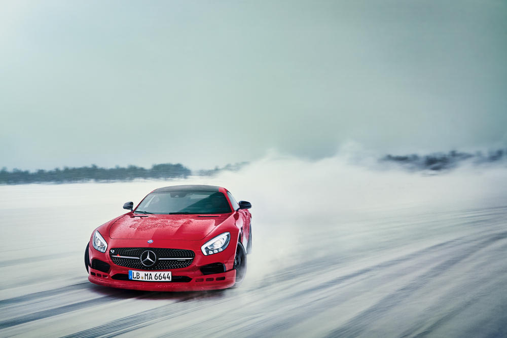 AMG Winter Sporting Driving Academy expanding to Manitoba this ...