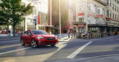 Subaru keeps starting price the same for 2018 Impreza