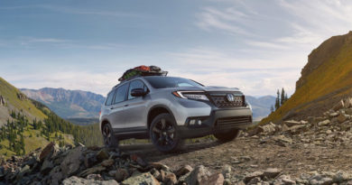 Canadians To Get Glimpse Of 2019 Honda Passport