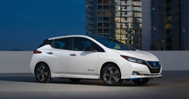 Nissan Adds LEAF e+ To Its Electric Vehicle Lineup