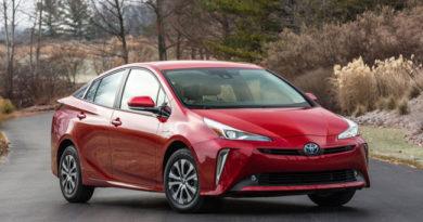 Toyota Unveils the 2022 Toyota Prius
