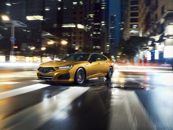 2021 Acura TLX Type S Arriving in Dealerships in June ...
