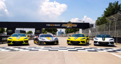 Chevrolet in July To Take Orders for Limited-Edition 2022 Corvette Stingray