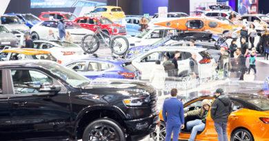 Canadian International AutoShow Going Virtual Next Year