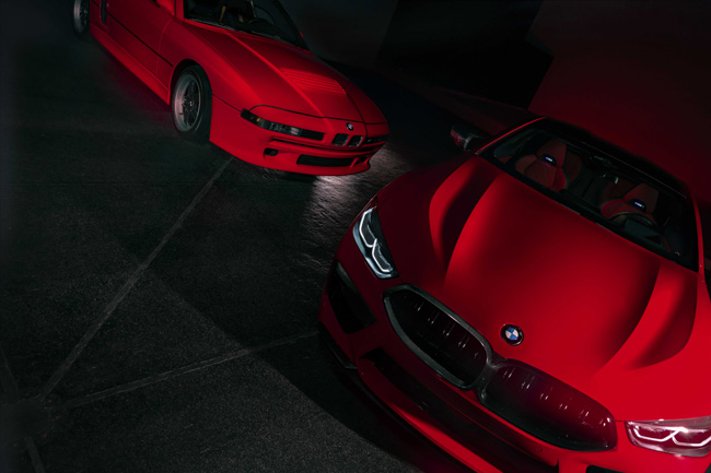 BMW Canada and BMW M collaborate to bring an exclusive