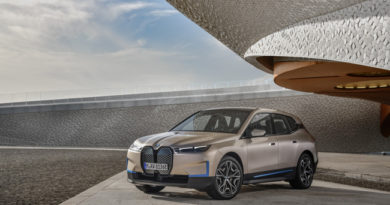 BMW gives first look at BMW iX