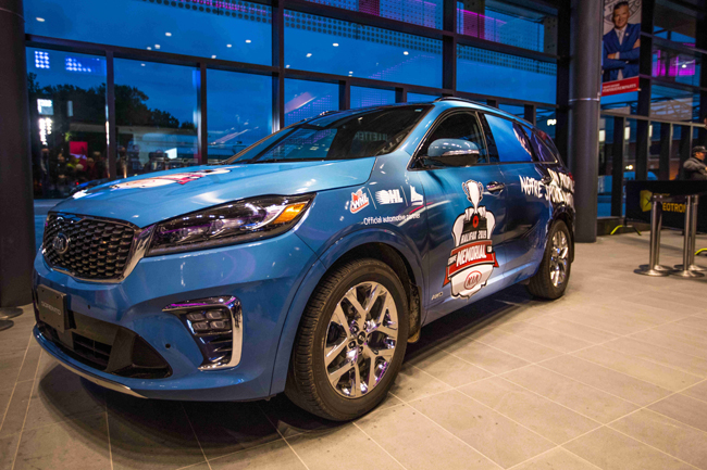 Kia Canada To Be Official Auto Partner Of The CHL – Canadian