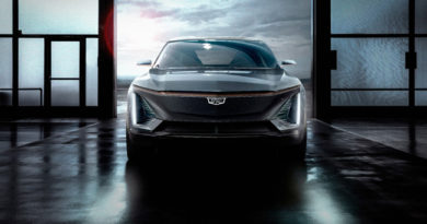 Cadillac Unveils First Fully Electric Vehicle