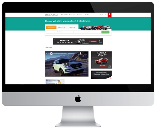Black Book Car >> Canadian Black Book Provides Revamped Customer Experience On