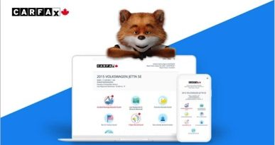 CARFAX Canada Vehicle History Reports Get a Major Upgrade
