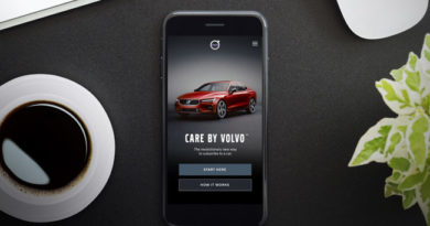 Volvo Rolls Out Vehicle Subscription  Service