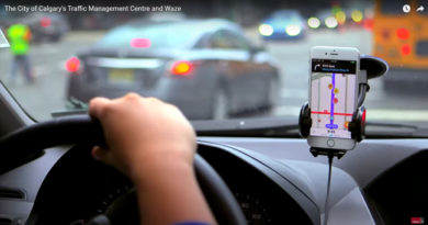 The City of Calgary Partners With Waze For Cities Data Program