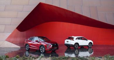 Mitsubishi Unveils New 2022 Eclipse Cross