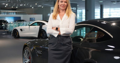Mercedes-Benz Canada Announces Eva Wiese as first female President and CEO