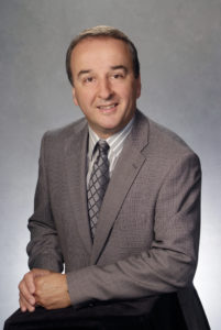 Michael Ricciuto, director of Genesis Motors Canada