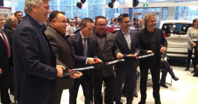 First New Image Mitsubishi Motors Dealership In North America Opens In Québec