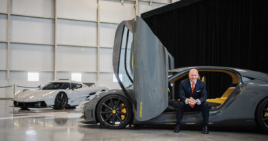 Grand Touring Automobiles Expands Super Luxury Commitment Into Alberta