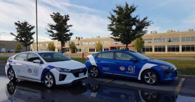 "Hyundai ""Charge Here"" Mobile EV Recharging Service"