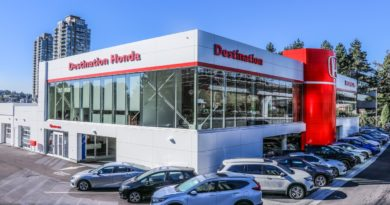 Destination Honda opens new store in Burnaby