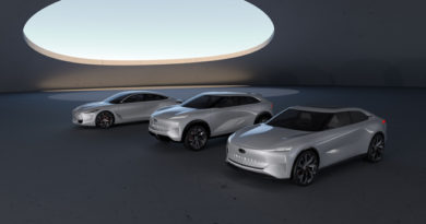 Infiniti Previews Future Showroom At Pebble Beach Concours D'Elegance