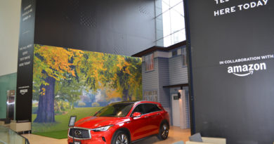 Infiniti, Amazon Canada Team Up For Experiential And Digital Cobranded Program