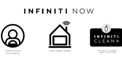 "INFINITI Canada Launches ""INFINITI Now"""