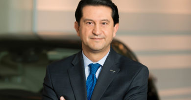 José Muñoz, executive V-P of Nissan Motor Co. and chairman of Nissan North America