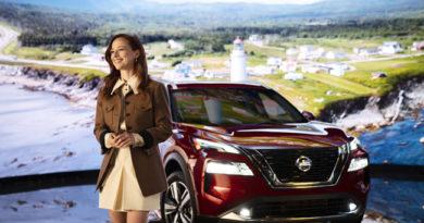 Karine Vanasse Becomes Nissan's Spokesperson In Quebec