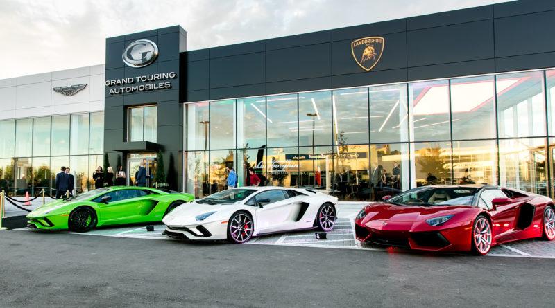 Car Dealers Toronto >> New Home For Lamborghini Uptown Toronto Canadian Auto World