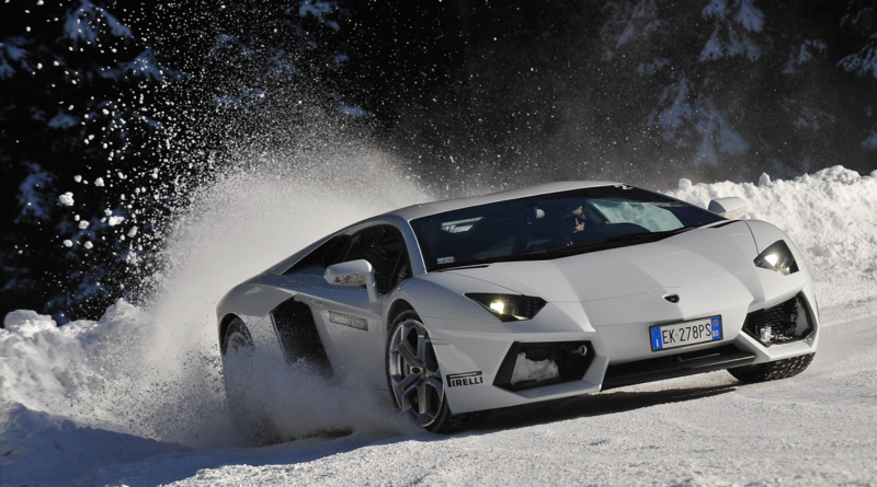 Lamborghini North American Winter Academia