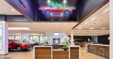 Mazda North America Celebrates 100th Open-Concept Dealership