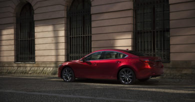 2021 Mazda6 Coming to Canadian Dealers in November