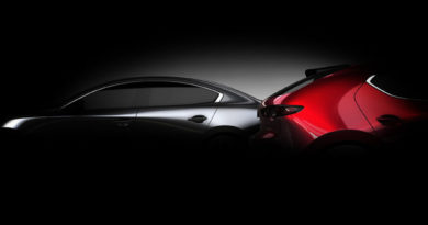 New Mazda3 To Premiere At Los Angeles Auto Show