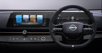 Nissan's Ariya Concept Tailored For Human Eye