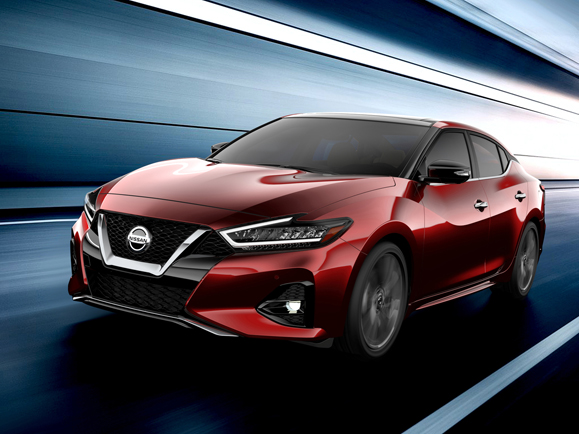 Nissan Maxima To Debut At Los Angeles Auto Show Canadian Auto - Port angeles car show