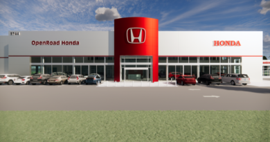 OpenRoad Auto Group Starts Construction of Honda Burnaby