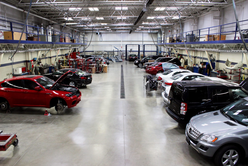 Car Repair Shops That Finance