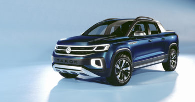 Volkswagen To Show Tarok Pickup Concept at New York Auto Show