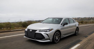 2019 Toyota Avalon Coming to Dealer Showrooms