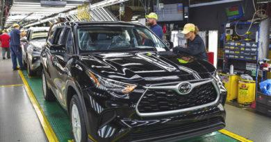 Toyota Indiana Completes US$1.3 Billion Modernization Project