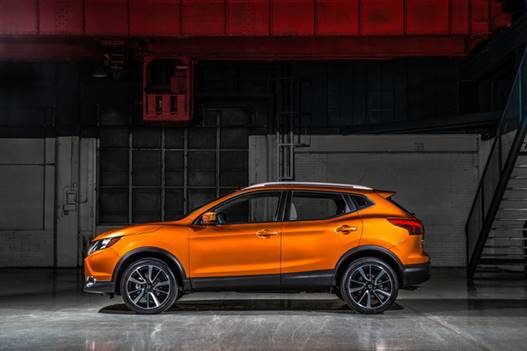 New Nissan Rogue Sport Priced From $22380, US Start May 11