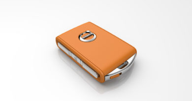 Volvo Cars Introduces Care Key For Safer Car Sharing
