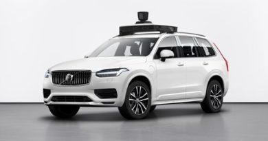 Volvo, Uber Showcase Self-Driving Car