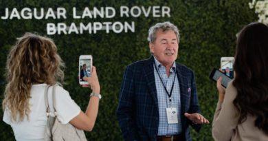 Zanchin Automotive Group Breaks Ground On Jaguar Land Rover Brampton