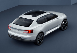 Volvo's new 40 series small car concepts