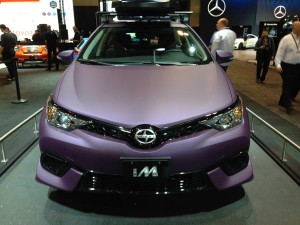 Scion CIAS2016
