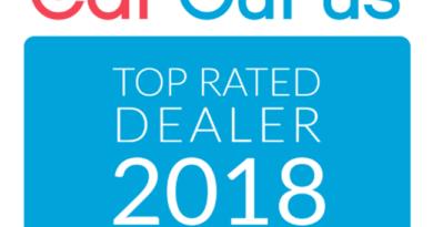 CarGurus Announces 2018 Top Rated Dealer Awards in Canada